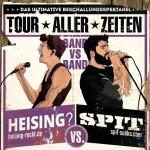 Spit vs Heising